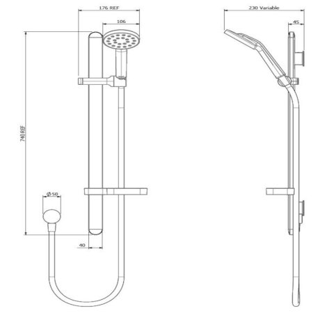 MASRCPGR_Maku Maku Rail Shower_Line Drawing.JPG