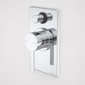 Liano Bath/Shower Mixer with Diverter