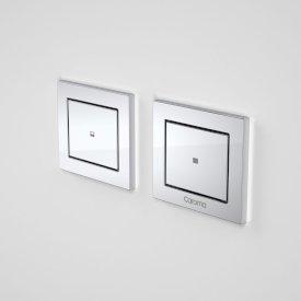 Invisi Series II® Rectangle Dual Flush Remote Buttons (Plastic)