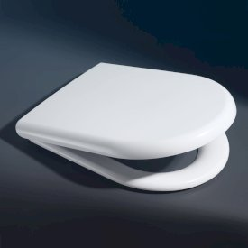 Metro Toilet Seat - Wall Faced Pans