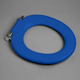 Pedigree II Single Flap Care Seat Sorrento Blue