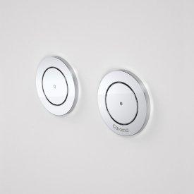 Invisi Series II® Round Dual Flush Remote Buttons (Plastic)