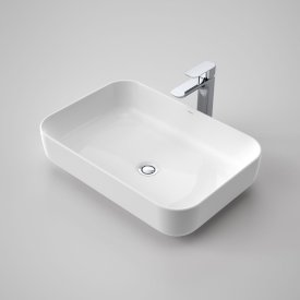Artisan Above Counter Basin - Rectangle 600mm