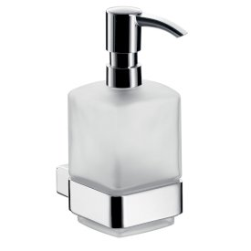 Emco Loft Glass Soap Dispenser