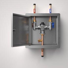 TMV20 Standard Top Inlet - Removable Hinged Door
