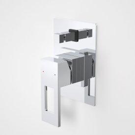 Quatro Bath/Shower Mixer with Diverter