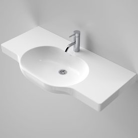 Opal 900 Twin Wall Basin