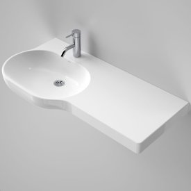 Opal 920 Wall Basin Right Hand Shelf
