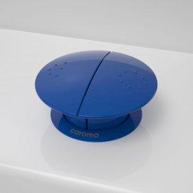 Round Care Button - Sorrento Blue