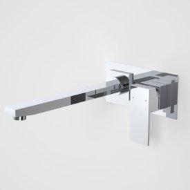 Quatro Solid Wall Bath Mixer
