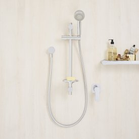 Urbane Multifunction Rail Shower