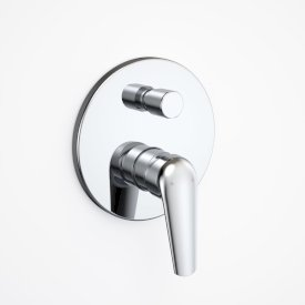 Blaze Bath/Shower Mixer with Diverter