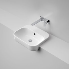 Luna Semi Recessed Basin