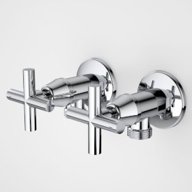 Coolibah Classic Cross Washing Machine Tap Set