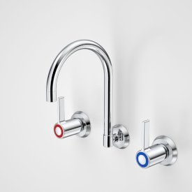 G Series+ Concealed Wall Sink Set