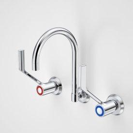 G Series+ Concealed Wall Sink Set