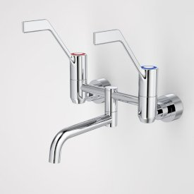G Series+ Underslung Exposed Wall Sink Set