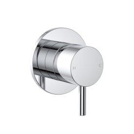 Round Pin Wall Mixer