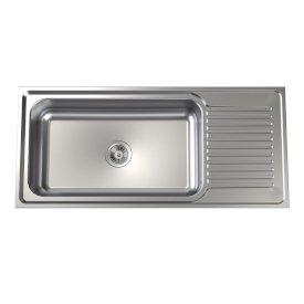 Punch Mega Bowl Sink