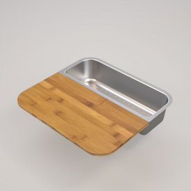 Contemporary Board and Colander Set