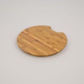 Luna Round Chopping Board