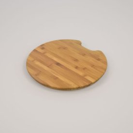 Luna Round Chopping Board