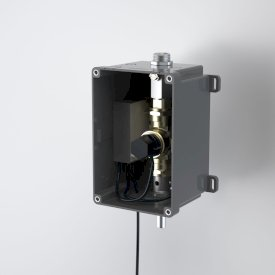 Electronic Urinal Series II Rough in Kit - Cube & Leda