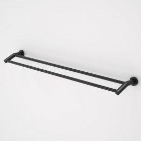 Cosmo Metal Double Towel Rail 930mm
