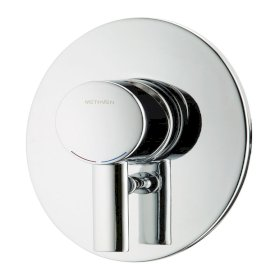 Ovalo Shower Mixer with Diverter