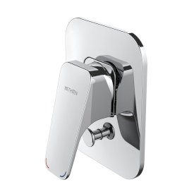 Waipori Shower Mixer with Diverter (Chrome)