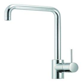 Minimalist Square Gooseneck Sink Mixer - 4 Star