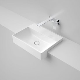 Urbane II Semi Recessed Basin
