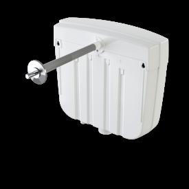 Slimline Inwall/ Induct Single Flush Cistern