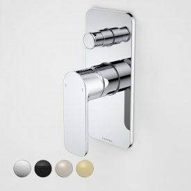 Luna Bath/Shower Mixer with Diverter