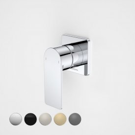 Urbane II Bath / Shower Mixer - Square Cover Plate