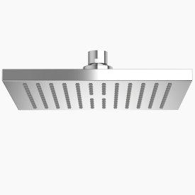 Square II Overhead Shower
