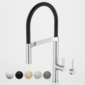 inVogue Pull Down Sink Mixer with Dual Spray