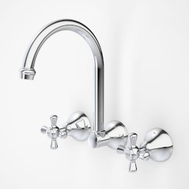 El Toro Cross Wall Sink Set