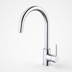 Poseidon Sink Mixer Chrome