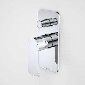 Luna Bath/Shower Mixer with Diverter