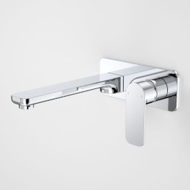 Luna Wall Basin/Bath Mixer