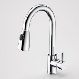 Husk Retractable Dual Spray Sink Mixer