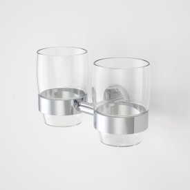 Cosmo Metal Tumbler Holder - Double