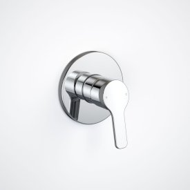 Flame Bath/Shower Mixer