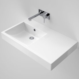 Liano Nexus 750 Wall Basin - Right Hand Shelf