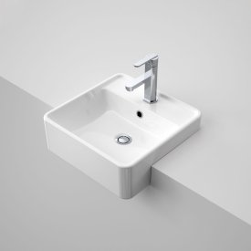 Carboni II Semi Recessed Basin