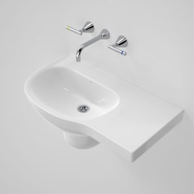 Care 700 Wall Basin with Shelf