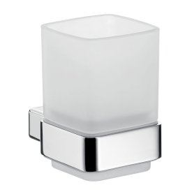 Emco Loft Glass Tumbler Holder