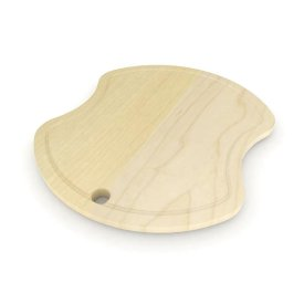 Round Bowl Timber Chopping Board