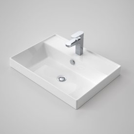 Teo 2.0 600 Inset Basin 1TH